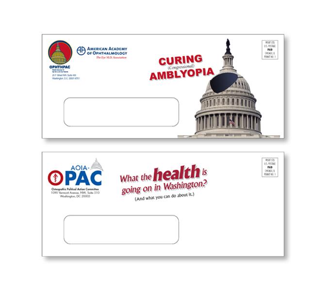 OPAC Mailing Envelopes