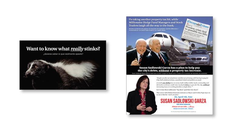 Susan Garza - Skunk